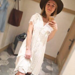 Anthropologie Meadow Rue Dress size 12